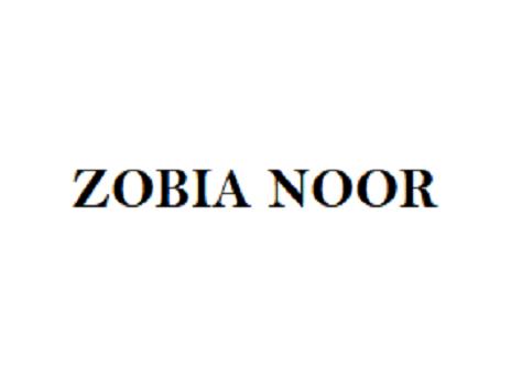 ZOBIA NOOR