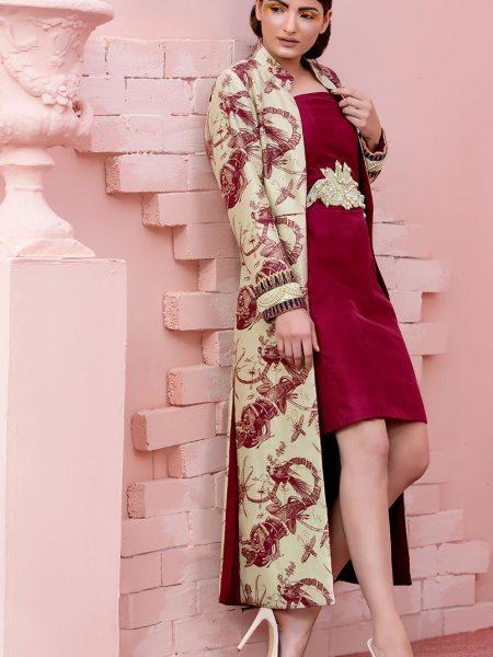 Tena Durrani Luxury Pret Chameleon J13