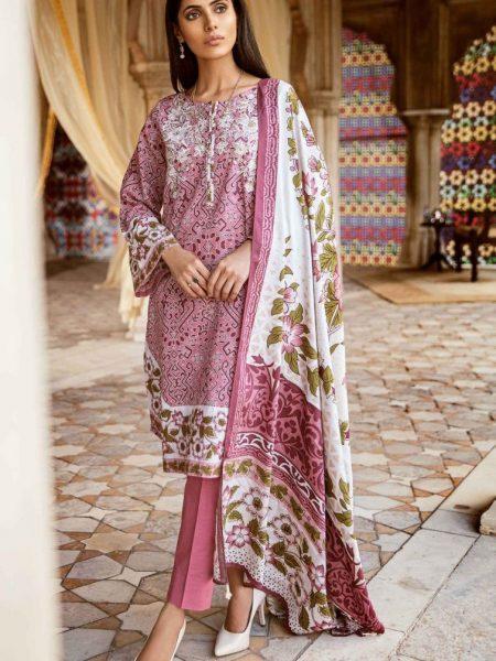 Zeen Woman Eastern Rush WL386010-Tea-Pink