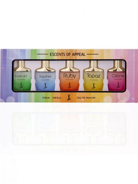 Junaid Jamshed Escent Of Appeal - Gift Set