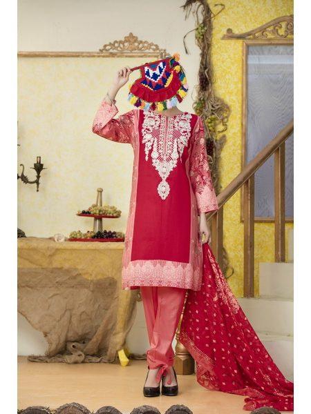 Rangoli Ayesha Alishba Embroidered Linen fall/winter Vol-2 AAL2-10-17