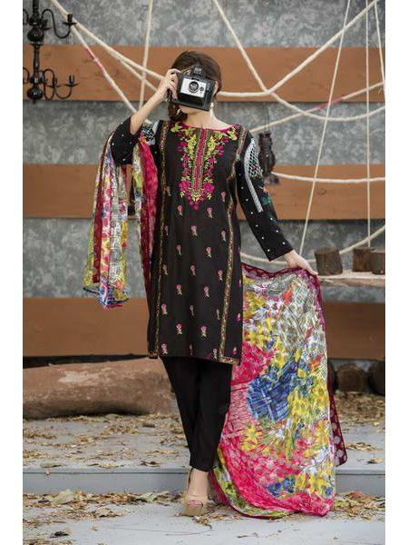 Rangoli Ayesha Alishba Embroidered Linen fall/winter Vol-2 AAL3-03A-17