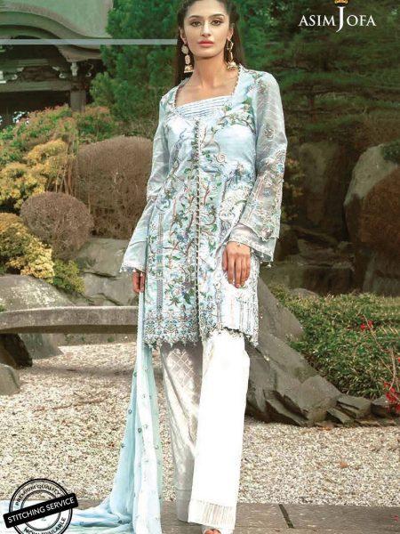 Asim Jofa Luxury Lawn 19 Ajll-06a