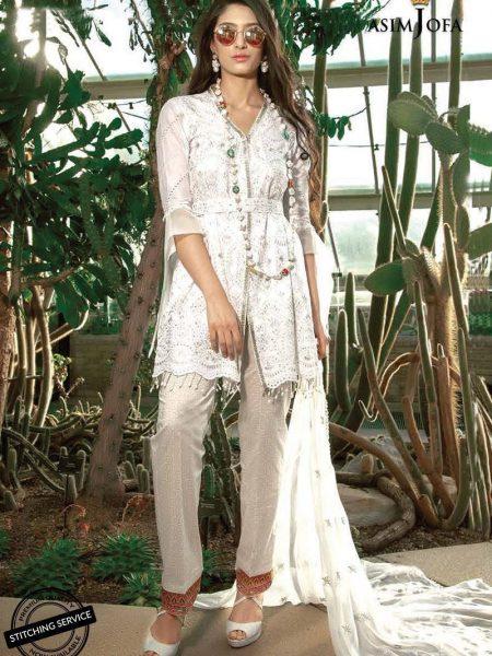 Asim Jofa Luxury Lawn 19 Ajll-09a
