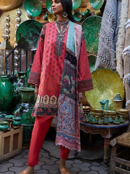 Zara Shahjahan KOEL-A ZS-014