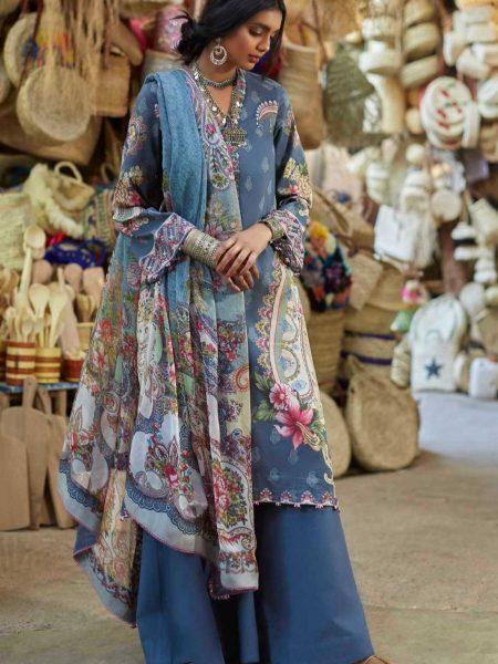 Zara Shahjahan LEHER-A ZS-003