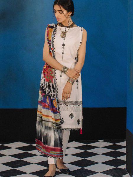 Zara Shahjahan MARRAKESH-B ZS-010