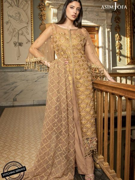Asim Jofa Festive mysorie Collection Ajfs-02b