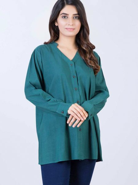 Bonanza Satrangi D-Green-Karandi-Top LBLO-083L-D-GREEN