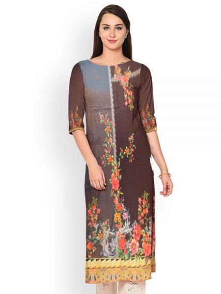 Digital Print Shirt D-012 By SAU Textile