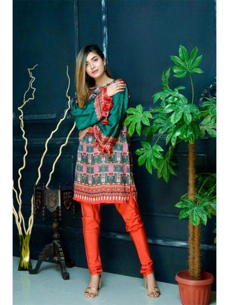 Eshgham Silk Collection Falak Naz YN-08 By Yusra Ansari