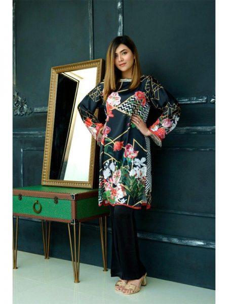 Eshgham Silk Collection Gohar-e-Nayab YN-01 By Yusra Ansari