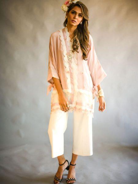 Farah Talib Aziz Luxe Pret Blush dream FTA-LP-002