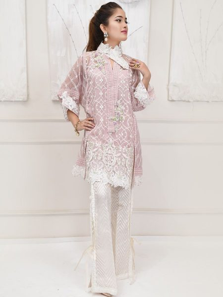 Farah Talib Aziz Luxe Pret French chinosery FC-14