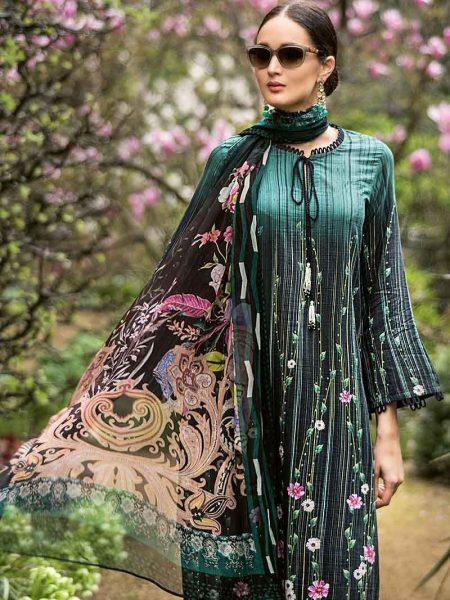 Gul Ahmed Eid Collection Black FE-217