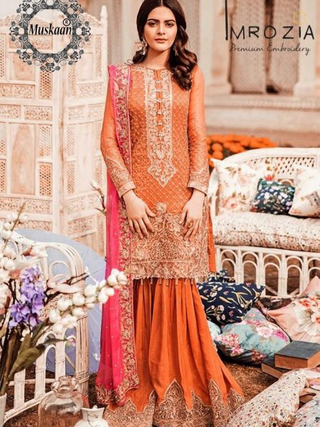 Imrozia Chiffon Collection 2019