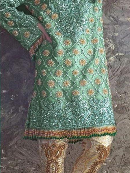 New Bridle Chiffon Dress