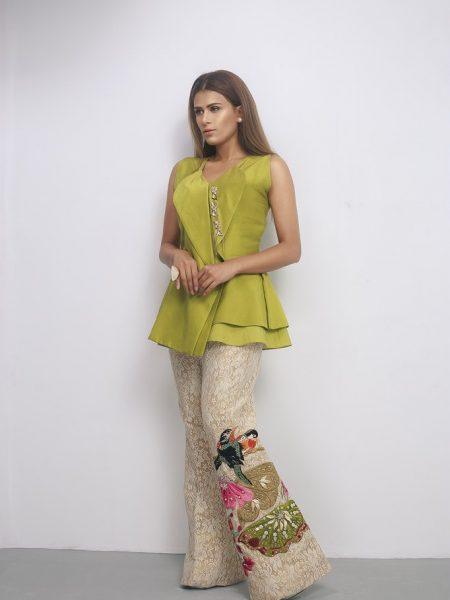 Shiza Hassan Luxury Pret Lotus Dreamscape