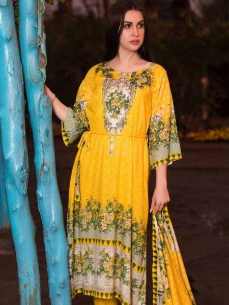 Sitara Studio Summer Collection 19 Sapna Lawn 5195 C
