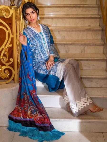 Sobia Nazir Eid Collection Design 5B Eid 2019