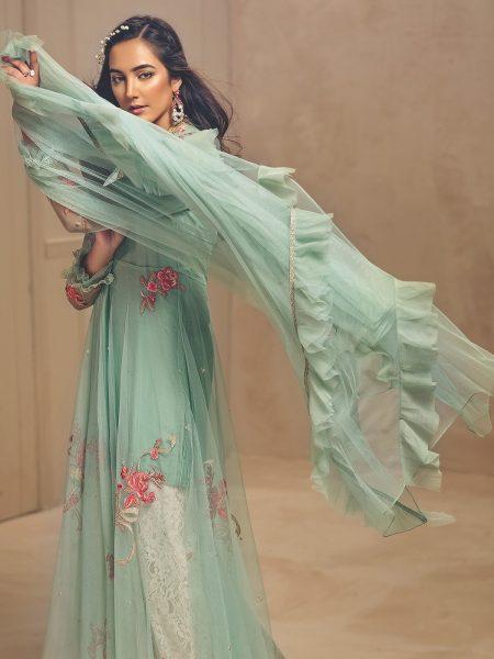 Ammara Khan Eid Collection 19 RTW-SF-1956-D
