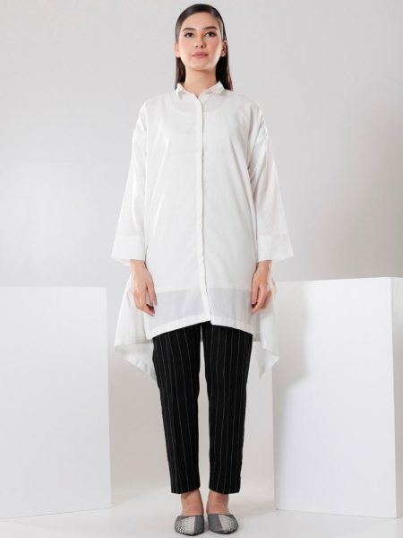 Chapter 2 Handwoven White Top