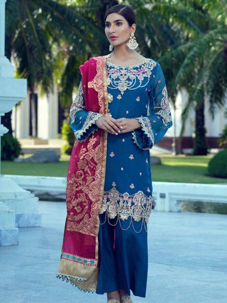 Rang Rasiya LUXURY EID CHIFFON 5016