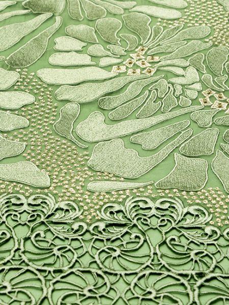 Shamrafs OLY1590 Green