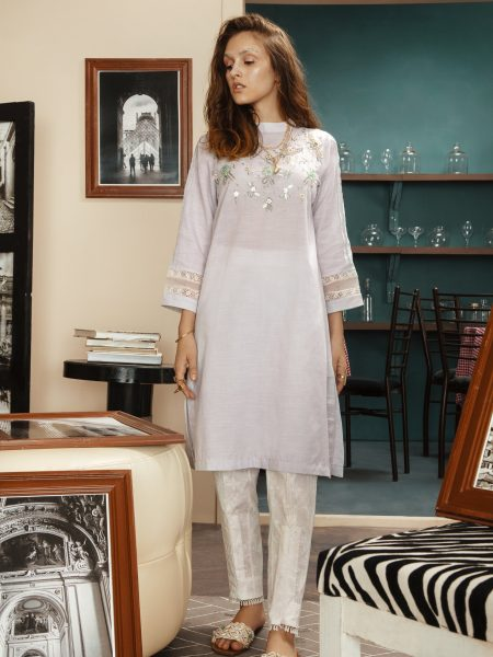 Ethnic by Outfitters Jade Collection Casual Shirt WTC291325-10205165-AS-052