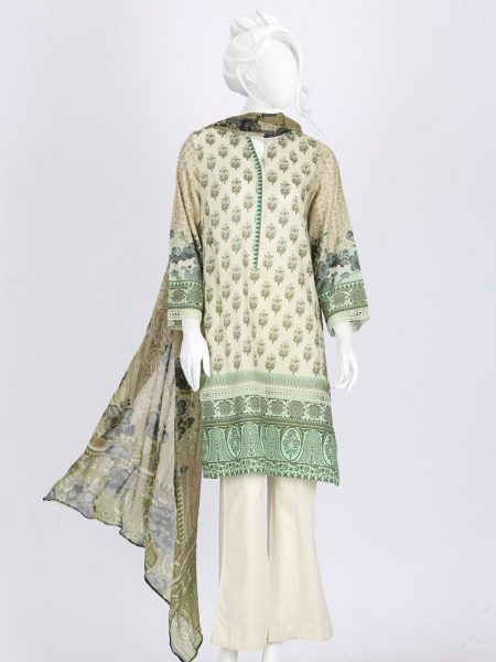 Junaid Jamshed Festive Collection-ii JLAWN-S-19-0164/S Jasmine