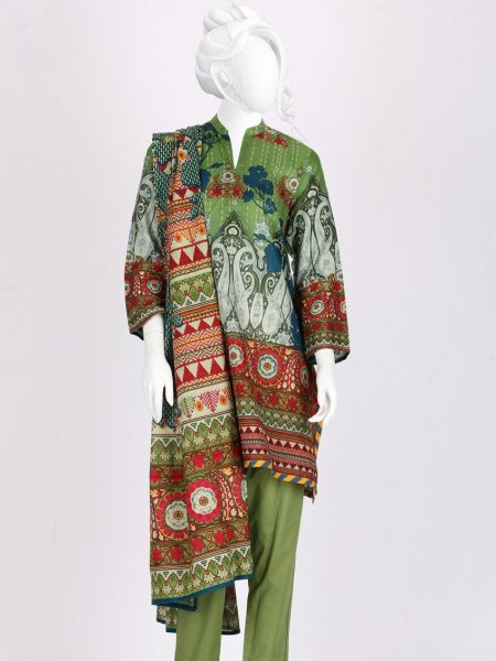 Junaid Jamshed Festive Collection-ii JLAWN-S-19-0168/S Calvin