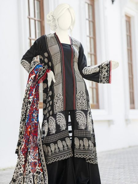 Junaid Jamshed Festive Collection-ii JLAWN-S-19-0174 Vivify