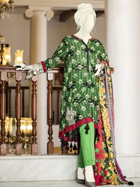 Junaid Jamshed Festive Collection-ii JLAWN-S-19-0188 Lines