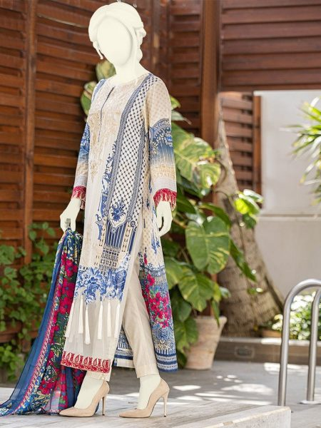 Junaid Jamshed Festive Collection-ii JLAWN-S-19-0192 Vista