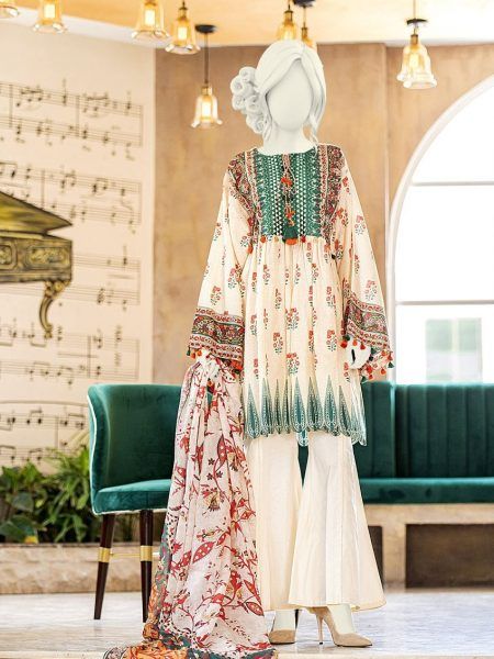 Junaid Jamshed Festive Collection-ii JLAWN-S-19-250/A Euphoria