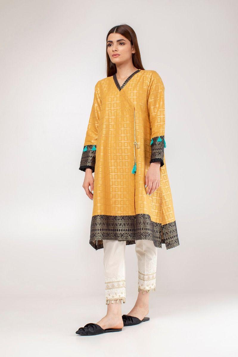 /2019/06/khaadi-basic-jacquard-kurta-wtb19202-mustard-image1.jpeg