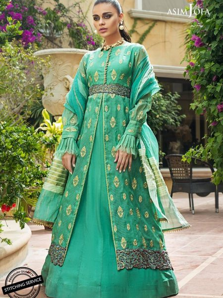 Asim Jofa Organza Collection Ajo-06