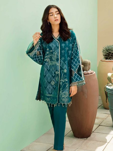 BeechTree Eid Collection ii Beryle Blob (Jacquard - 2 Piece)