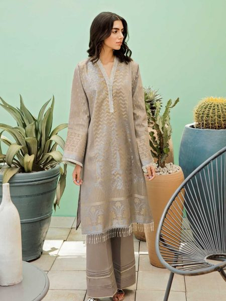 BeechTree Eid Collection ii Daily Gold (Jacquard - 2 Piece)