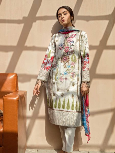 BeechTree Eid Collection ii Sweet Pea (Lawn - 3 Piece)