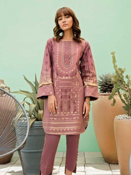 BeechTree Eid Collection ii Trine Salmon (Jacquard - 2 Piece)