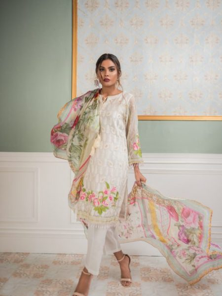 Dhanak DA-1075 Off White
