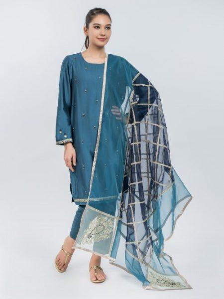 Dhanak DL-0045 Blue