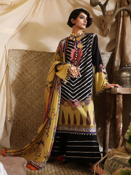 Sana Safinaz Mahay'19 H191-003A-AG