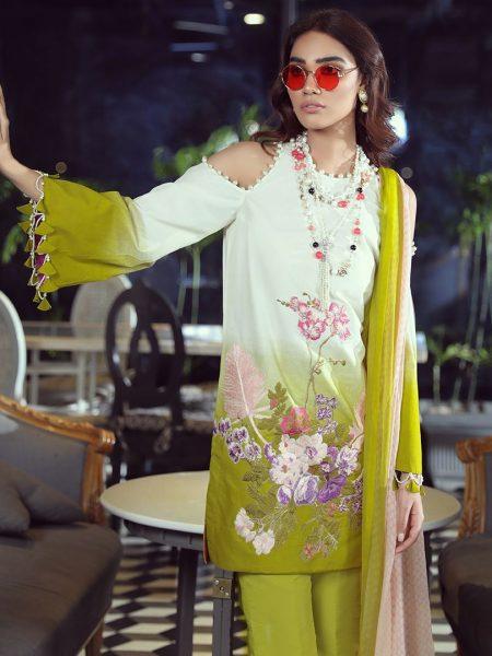 Sana Safinaz Orchidia - 11B - Sale