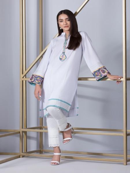 Sapphire Archaic White