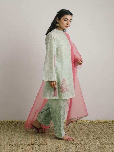 Zara Shahjahan Mid Summer Collection zc-1406