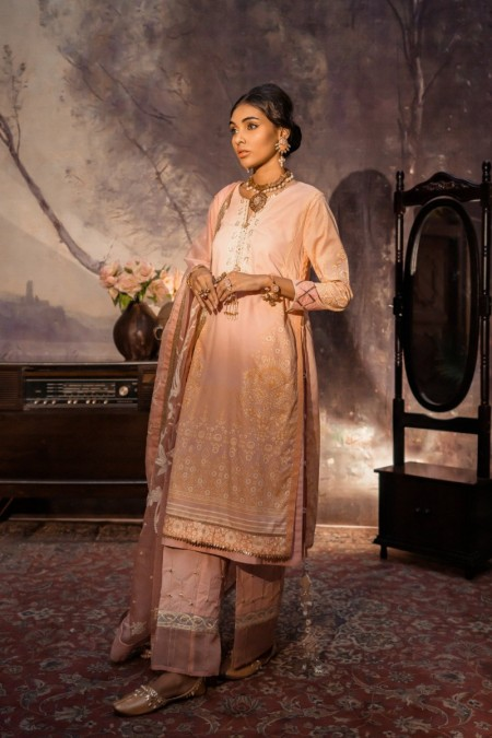 Ethnic by Outfitters Shamim Ara ENGLISH ROSE WUB391552-10218134-UH-88
