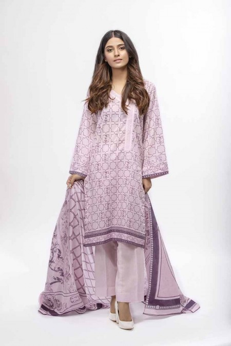 Gul Ahmed Summer Special Edition Pink CL-658 B