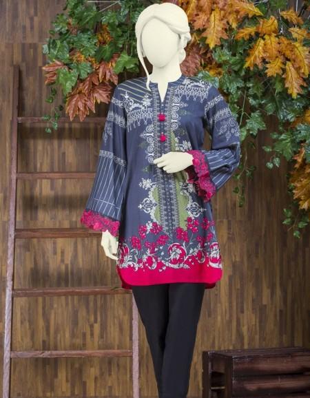 Junaid Jamshed Mid Summer Collection JJLK-S-JWS-19-3013 FB/Cord Flora J-GL103089